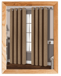 Best Dream City Room Darkening Thermal Insulated Curtains