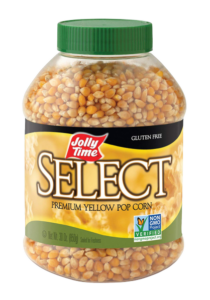 Jolly Time Select Premium Yellow Popping Corn
