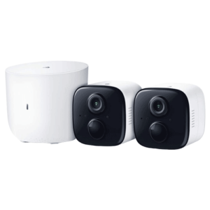 TP-Link Kasa 2 Camera Home Security System